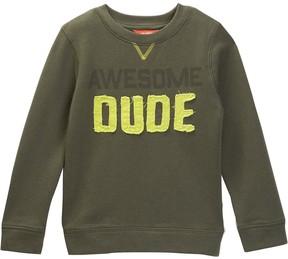 Joe Fresh Graphic Pullover Sweater (Toddler & Little Boys)