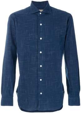 Barba button up shirt
