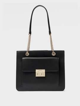 DKNY Ann Medium Leather Tote