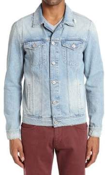 Mavi Jeans Frank Bleach Vintage Denim Jacket