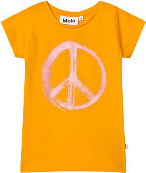 Molo Saffron Ruana T-Shirt