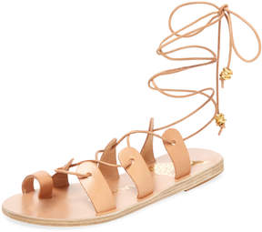 Ancient Greek Sandals Women's Alcyone Leather Lace-Up Sandal