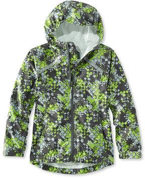 L.L. Bean Trail Model Rain Jacket, Print