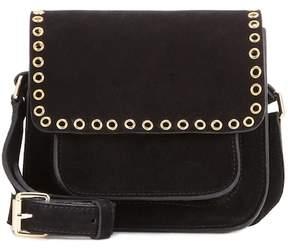 Isabel Marant, Étoile Marfa embellished suede crossbody bag