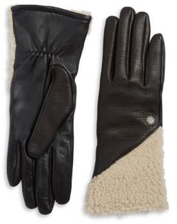 UGG Asymmetrical Smart Gloves