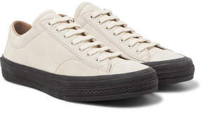 Dries Van Noten Suede Sneakers