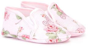 MonnaLisa floral print pre-walkers