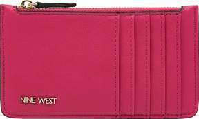 Nine West Table Treasures Elongated Zip Card Case (Women's)