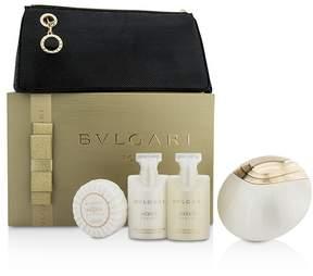 Bvlgari Aqva Divina Coffret: Eau De Toilette Spray 65ml/2.2oz + Body Lotion 40ml/1.35oz + Shower Gel 40ml/1.35oz + Soap 50g/1.76oz + Pouch