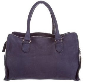 Diane von Furstenberg Suede Grace Day Bag