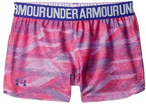 Under Armour Kids Kowar Play Up Shorts Girl's Shorts