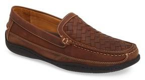 Johnston & Murphy Men's Fowler Woven Loafer