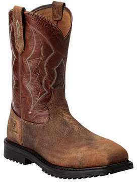 Ariat Men's RigTek Wide Square Toe CT