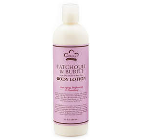 Nubian Heritage Patchouli + Buriti Lotion by 13oz Lotion)
