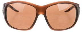Just Cavalli Tinted Oversize Sunglasses