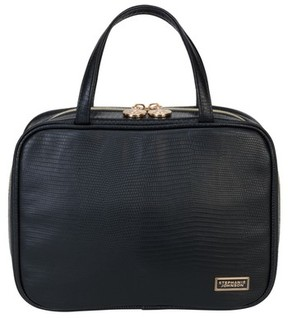 Stephanie Johnson Galapagos Noir Ml Traveler Cosmetics Case