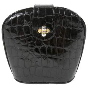 Stuart Weitzman Black Patent leather Handbag