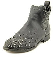 XOXO Jane Women Round Toe Synthetic Ankle Boot.