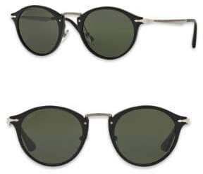 Persol Calligrapher 51MM Polarized Phantos Sunglasses