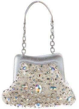 Rene Caovilla Embellished Evening Bag