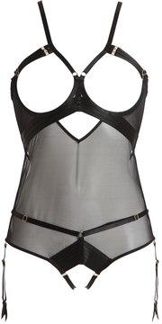 Bordelle Art Deco Ouvert Bodysuit