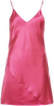 Fleur Du Mal fitted mini dress