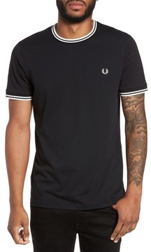 Fred Perry Men's Contrast Trim T-Shirt