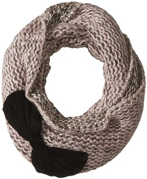Betsey Johnson Bowmg Infinity Scarves