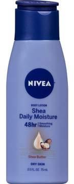 Nivea Smooth Sensation Body Lotion - 2.5 oz