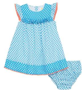 Boden Mini Hotchpotch Woven Dress