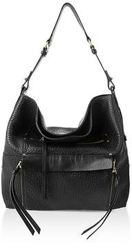 Kooba Tuscon Leather Shoulder Bag