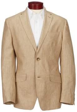 Murano Solid Linen Blazer