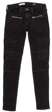 Adriano Goldschmied The Tyler Low-Rise Jeans
