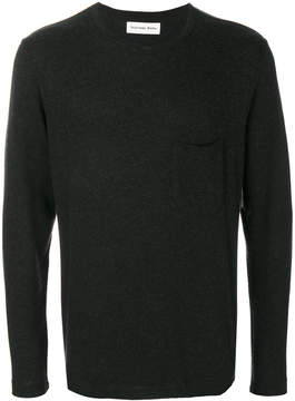 Universal Works pocket detail jumper