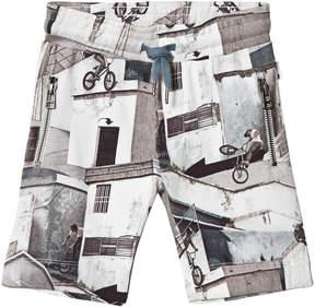 Molo Grey BMX Alis Shorts