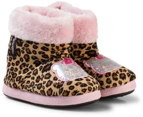 Hello Kitty Tofflor, Leopard