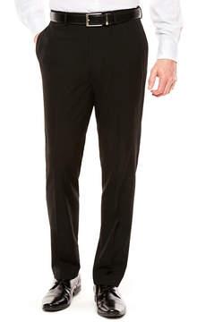 Van Heusen Men's Flex Stretch Hemmed-Leg Slim-Fit Suit Pants