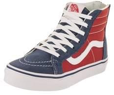 Vans Kids Sk8-hi Zip (tri Pop) Skate Shoe.