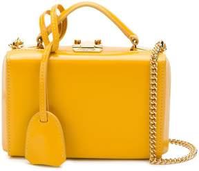 Mark Cross top handle clutch bag