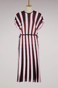 Valentino Short sleeves long dress