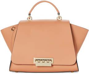 Zac Posen Eartha Iconic Soft Top Handle Leather Bag