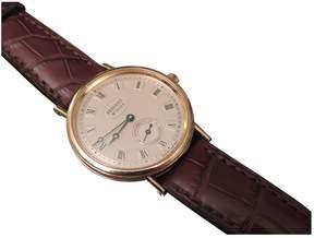 Breguet Yellow gold watch