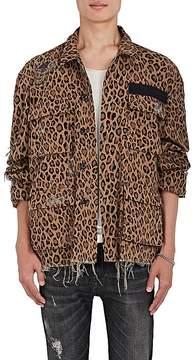 R 13 Men's Abu Shredded Cotton Field Jacket