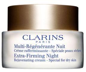 Clarins Extra-Firming Night Rejuvenating Cream/1.6 oz.