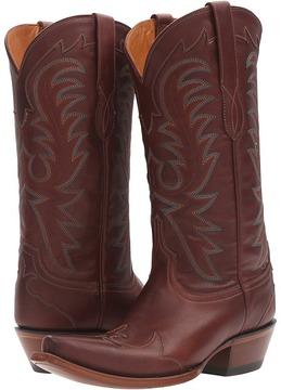 Lucchese Bernadette Cowboy Boots
