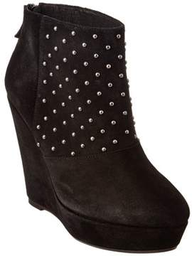 The Kooples Leather Ankle Boot.