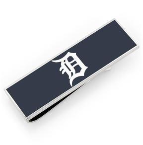 Ice Detroit Tigers Money Clip