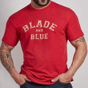 Blade + Blue Red Tee