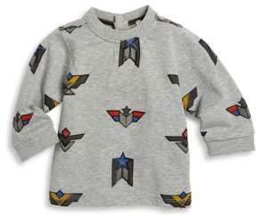 Armani Junior Baby's Cotton Logo T-Shirt