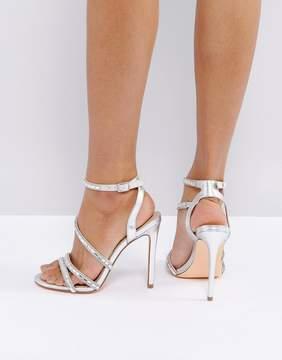 New Look Embellished Strappy Heeled Sandal